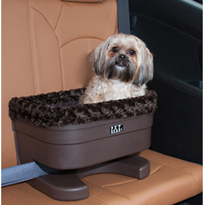 Pet Gear Booster Car Seat, Small Chocolate - PG1117CS - NQP
