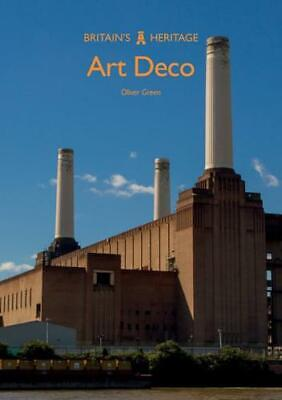 Art Deco by Oliver Green (author)