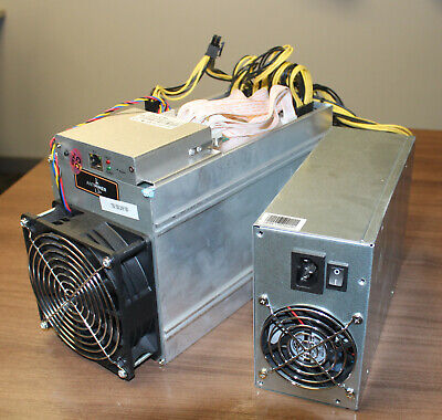 Lot of 5 L3+ Miner - 504MH/s Tested, Includes Power Supply