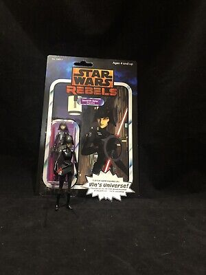 Disney XD Star Wars Rebels 7th Sister Sith Inquisitor Loose Action Figure