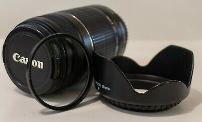 Canon EF-S 55-250mm F/4-5.6 STM IS Lens, Used, Great condition.