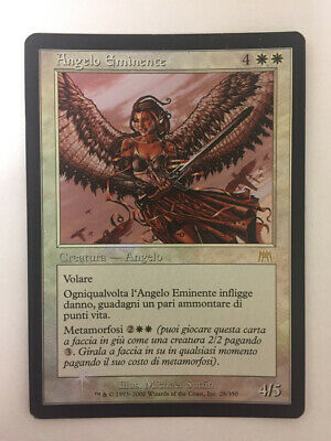MTG Magic The Gathering Exalted Angel - Foil