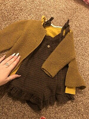 Gorgeous Girls Zara outfit 2-3 Years