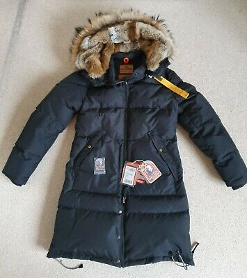 PARAJUMPERS LIGHT LONG Bear Daunenmantel Winter Weinrot