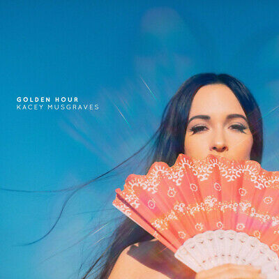 New: KACEY MUSGRAVES - Golden Hour [Country/Pop] CD