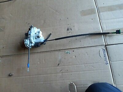 PEUGEOT BIPPER 2008-2017 - N/S Front Left DOOR LOCK MECHANISM