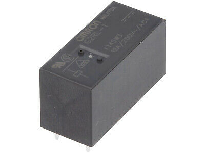 G6RN-1-24DC  OMRON  Relais  Relay  1xU  SPDT  24VDC  8A  2620R  NEW #BP 1 pc