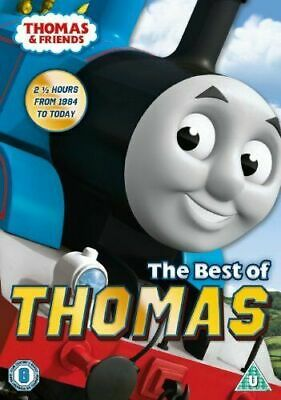 Thomas the Tank Engine and Friends: The Best of Thomas DVD Ringo Starr Gift Idea