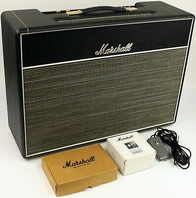 2013 Marshall 1973X 18W 2x12 Handwired Tube Guitar Combo Amp, VG Cond #ISS1870 C