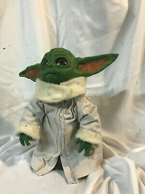 Star Wars Baby Yoda doll/Prop - Custom Built  - Movie Quality