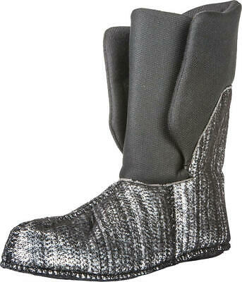 Fly Racing Aurora Snow Boot Liners Gray 12 US