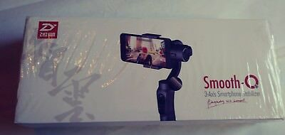 Zhiyun Smooth-Q (Black) 3-Axis Handheld Gimbal Stabilizer for Smartphones *NEW