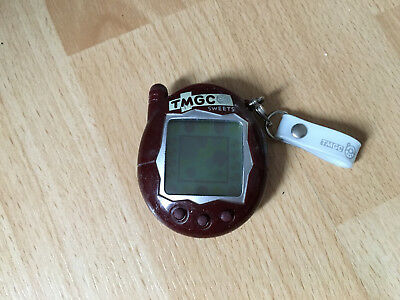 Tamagotch / Tamagotchi - 2004 brown/sweets (Japanese ver.) - electronic pet