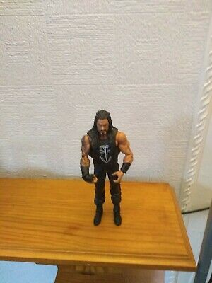 WWE Mattel action figure BASIC Series ROMAN REIGNS SMACKDOWN toy PLAY Wrestling