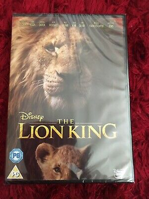the lion king dvd 2019