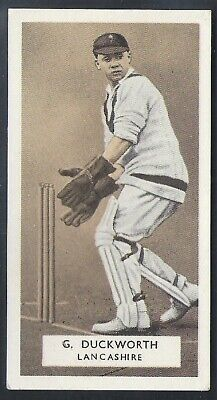 2ND SERIES 50 CARDS WILLS-FULL SET CRICKET ERS 1929 EXC