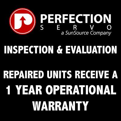 Control Techniques Drive (Repair Evaluation Only), 12 Month Operational Warranty