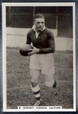 Pattreiouex-Sporting Events & Stars (Mf96)-#80- Rugby - Salford - Barney Hudson