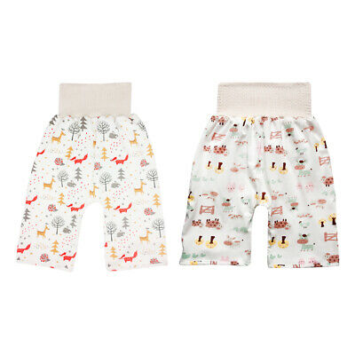 Baby Toddler Training Pants Baby Diaper Underwear Washable Infant Potty Pants