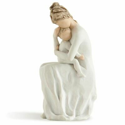 Willow Tree For Always Figurine Resin Mothers Day New Baby Mum Ornament Gift Box