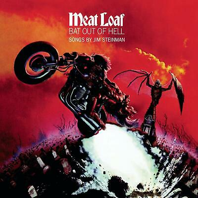 * NEW Sealed Music CD Album * BAT OUT OF HELL by MEAT LOAF