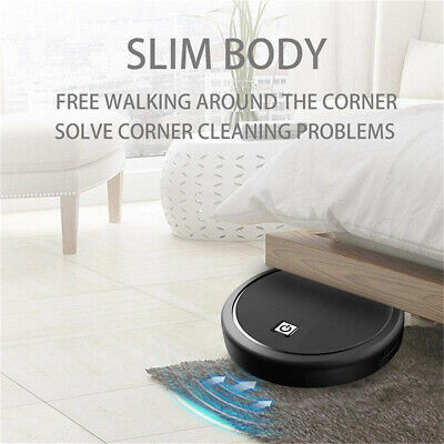 Robotic Vacuum Cleaner Intelligent Household Automatic Multi-functional Sweeper