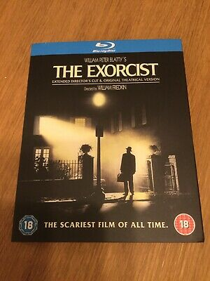 The Exorcist - The Version You've Never Seen (Blu-ray, 2010)