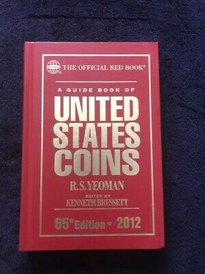 Whitman Official Red Book of US Coins-Hard Cover- Multiple years available