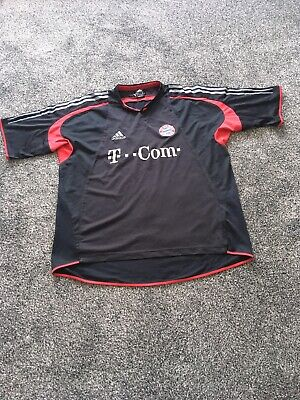 Bayern Munich Away Football Shirt 2004 Trikot Adidas Climacool - Adults Size XL