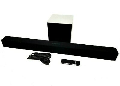 Vizio SB3821-C6 Sound Bar System with Bluetooth