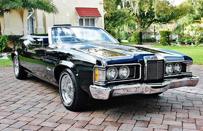 1973 Mercury Cougar Convertible Custom Build w/ Triple Black 351 V-8, 1973 Mercury Cougar XR 7 Convertible 351 v-8 stunning leather must see WOW!