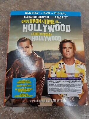 Once Upon A Time In Hollywood ** Canadian Digital Code **