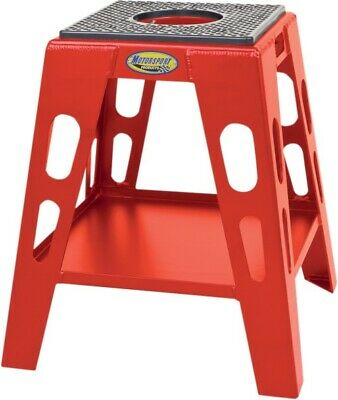 Motorsport Products MX4 Stand Red Powder-Coated 94-5013 4101-0368