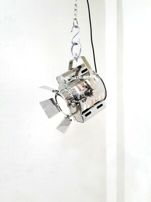 Collectible Nautical Chrome Finish Ceiling/Pendant Hanging Light
