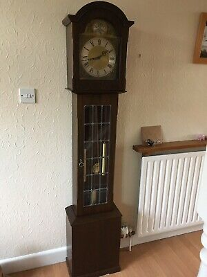 Grandmother Clock, in Excellent Working Condition.