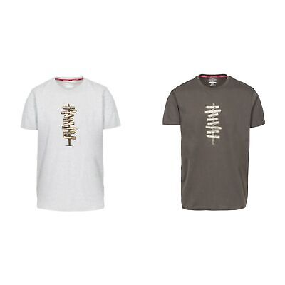 Trespass Mens Mapping T-Shirt (TP4308)