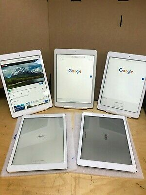 Apple iPad Air 16GB, WiFi,White, Excellent Working Condition. Same Day Dispatch
