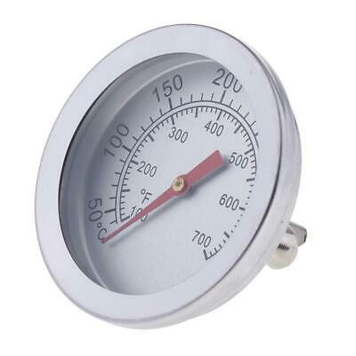 Barbecue Pit Smoker BBQ Grill Thermometer Temperature 100°F to 700°F Display DD