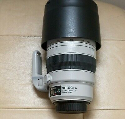 Canon EF 100-400mm F4.5-5.6 L Is II USM Lens Great condition