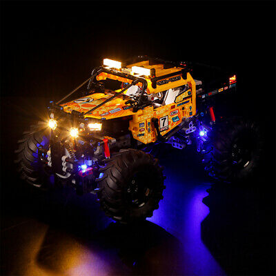 Vonado LED Light Building Block Accessory Kit for LEGO Off-road Vehicle 42099