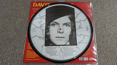 David Bowie Rare Picture Disc Vinyl The Man Who Sold The World Record Store Day!