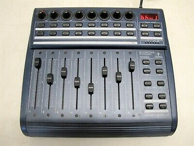 BEHRINGER BCF2000 USB MIDI Interface & Control Surface w/ 8 Motorized Faders