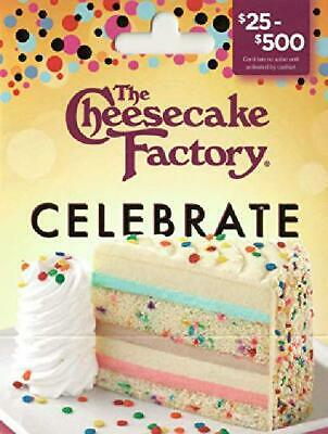 The Cheesecake Factory Gift Card