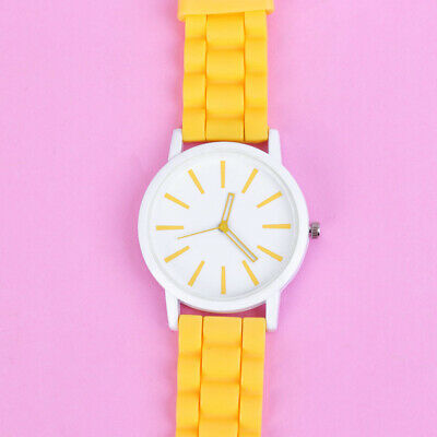 1PC Cute Simple Accurate Creative Fashion Wrist Watch for Kids Students Children