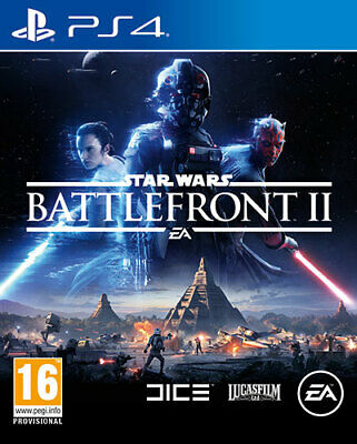 Star Wars Battlefront II 2 PS4 PLAYSTATION 4 Electronic Arts
