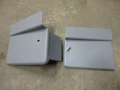 Left cover & right battery box & toolbox John Deere 320 40 420