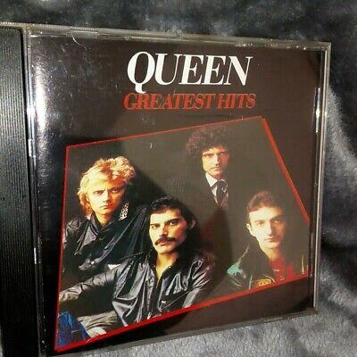 Queen : Greatest Hits CD (1994)