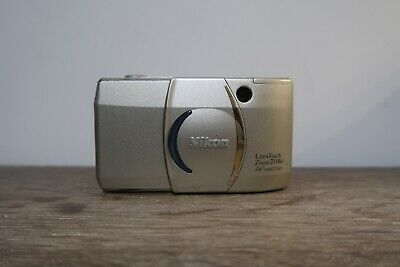 Nikon Lite Touch Zoom 70Ws AF Quartz Date *35 mm film camera (Point And Shoot)