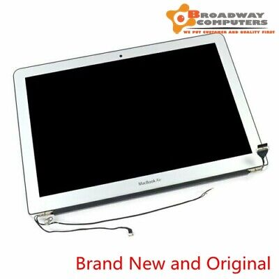 """Brand New Screen Display Assembly Lid for MacBook Air 13"""" A1466 2013-2017"""