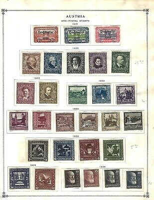 Old-Time Ww Pre-1940 Collection-5500 Stamps W/$2300 Cat. Of Better ($8-$40)Items